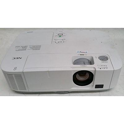 NEC (P451X) XGA 3LCD Projector