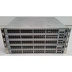 Nortel Assorted Ethernet Switches - Lot of Five
