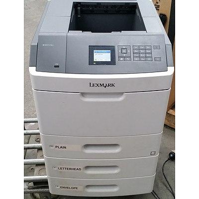Lexmark MS812dn Black & White Laser Printer