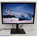 Samsung (S24C650BW) 24-Inch Widescreen LED-Backlit LCD Monitor