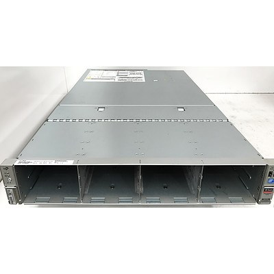 Sun Oracle Sun Server X4-2L Dual Hexa-Core Xeon E5-2630 v2 2.6GHz 2 RU Server
