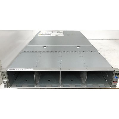 Sun Oracle Sun Server X4-2L Dual Hexa-Core Xeon E5-2630 v2 2.6GHz 2 RU Server