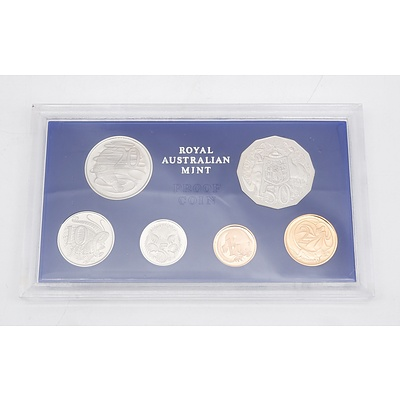 1973 Australian Proof Coin Set