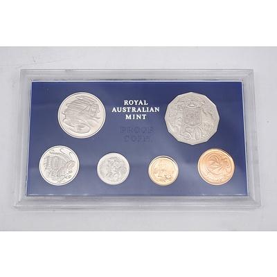 1974 Australian Proof Coin Set