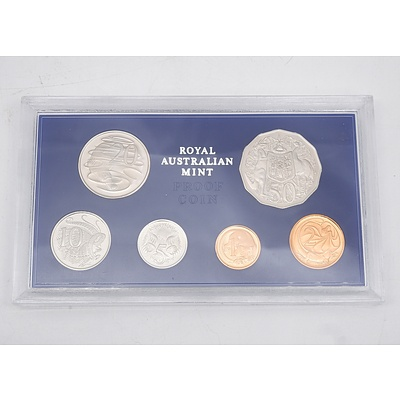 1975 Australian Proof Coin Set