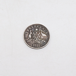 "Australian ""Overdate"" 1922/1921 Three Pence"