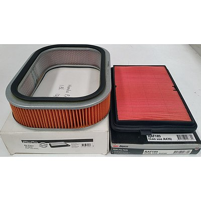 Repco and Silverline Air Filters To Suit  AB Honda Prelude - Lot of 26 - New