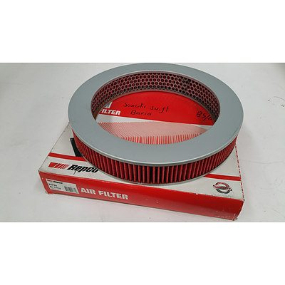 Repco Air Filter To Suit 1.3 Litre  Suzuki Swift/Barina(1985 - 1988) - New
