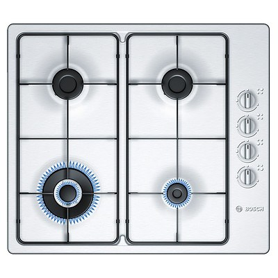Bosch PBH615B80A 60cm Serie 2 Natural Gas Cooktop - RRP $699 - Brand New