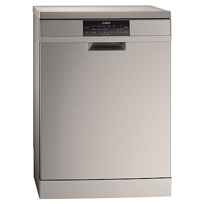 AEG F88722M0P ProClean 8 Series 60cm Inverter Freestanding Stainless Steel Dishwasher - RRP $1,999 - Brand New