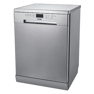 Omega ODW717XB Freestanding Stainless Steel Dishwasher - RRP $899 - Brand New