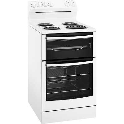 Westinghouse WLE525WA 54cm Freestanding Electric Cooker - RRP $2,950 - Brand New