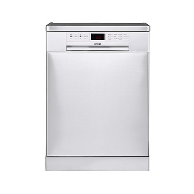 Omega ODW702XB Freestanding Stainless Steel Dishwasher - RRP $626 - Brand New