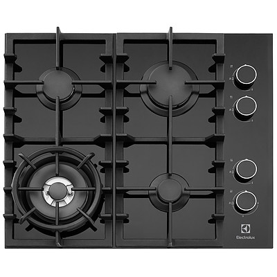 Electrolux EHG643BA 60cm Natural Gas Cooktop - RRP $1,549 - Brand New
