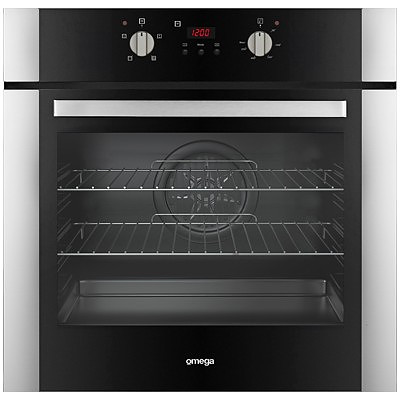 Omega OO664X 60cm Built In Electric Oven - RRP $799 - Brand New