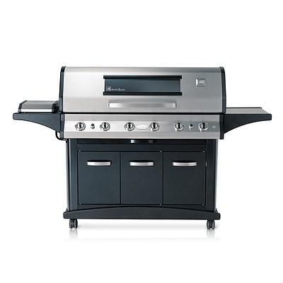 Everdure ASLPC14 Ashburton eSee 6 Burner Gas BBQ - RRP $1,640 - Brand New