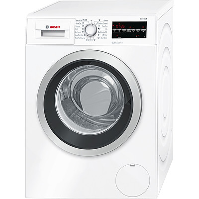 Bosch WAT24440AU Serie 6 8kg Front Loader Washing Machine - RRP $1,026 - Brand New