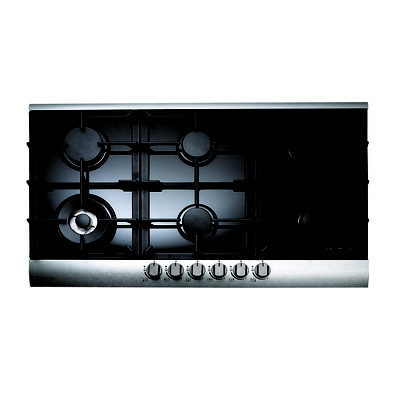 Omega OGG96A 90cm Natural Gas Cooktop - RRP $699 - Brand New