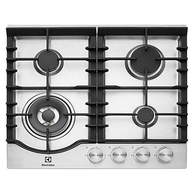 Electrolux EHG645SA 60cm Natural Gas Cooktop - RRP $1,149 - Brand New