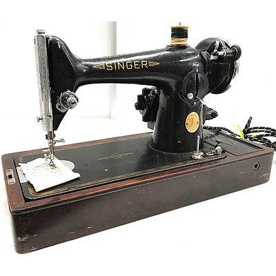 1948 Singer 96K Sewing Machine