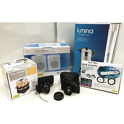 Bulk Lot of Electronics & Homewares