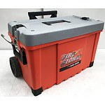 Fire Storm Roller Tool Chest with Hardware & Tools