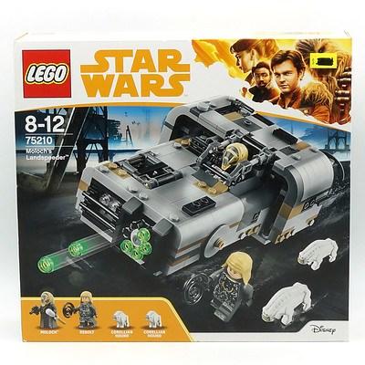 Star Wars Lego 75210 Moloch's Landspeeder, New