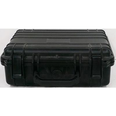 Molded Plastic Equipment Case