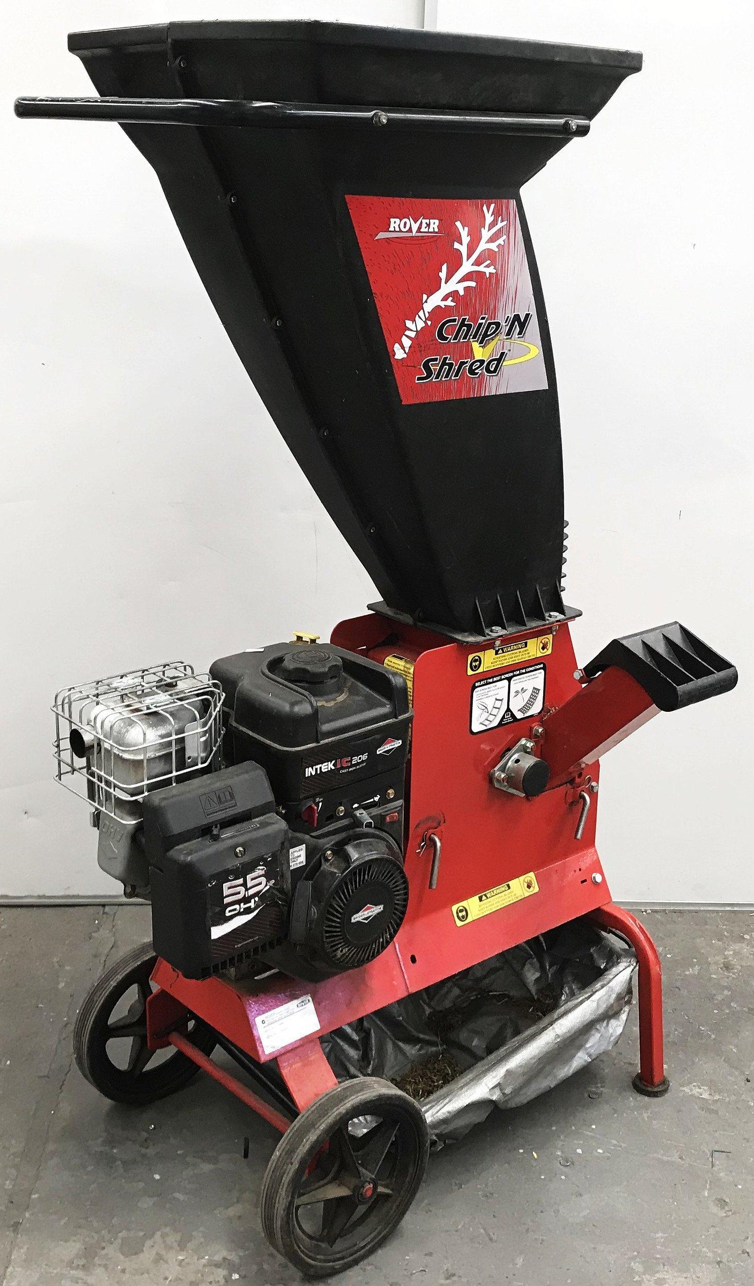 Amex Car Buying >> Rover Chip 'N Shred 5.5HP Petrol - Lot 1071725   ALLBIDS