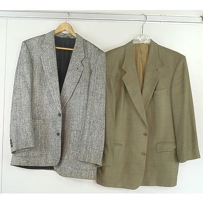Hugo Boss Men's XL Dinner Jacket and Pierre Cardin Men's XL Dinner Jacket