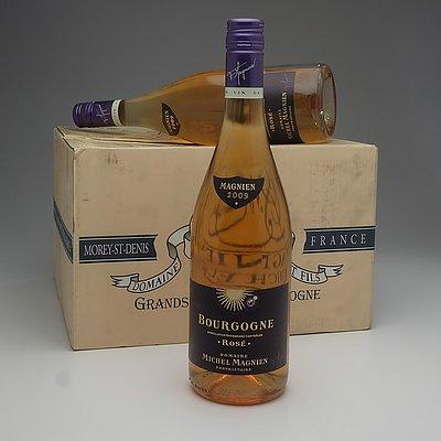 Six Bottles of 2009 Bourgogne Rosé