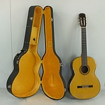 Takamine Model C 128 Acoustic Guitar