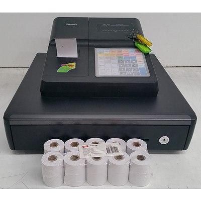 SAM4s (ER-265B) Single Roll Cash Register