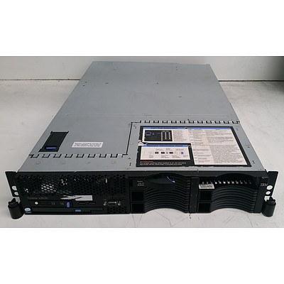 IBM (7979-AC1) System x3650 Dual-Core Xeon (5160) 3.00GHz 2 RU Server