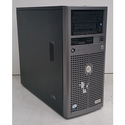 Dell PowerEdge 840 Dual-Core Xeon (6F2) 1.86GHz Tower Server