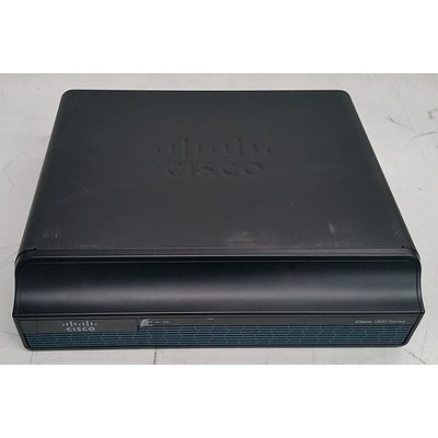 Cisco (CISCO1941/K9 V01) 1900 Series Integrated Services Router