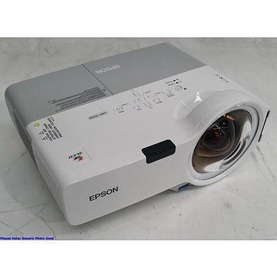 Epson (EMP-400W) WXGA 3LCD Projector