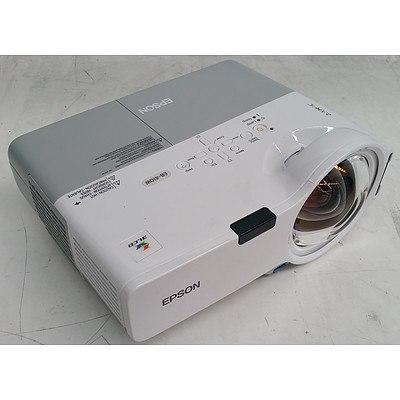 Epson (EB-410W) WXGA 3LCD Projector