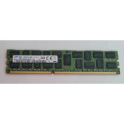 Cisco (UCS-MR-1X162RY-A=) 16GB DDR3 RDIMM RAM Module - Lot of Four