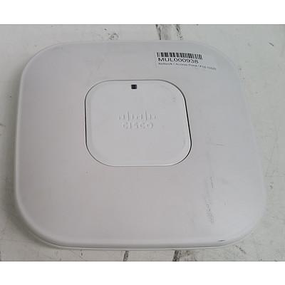 Cisco Aironet (AIR-CAP3502I-N-K9) Dual Band Access Points - Lot of 16