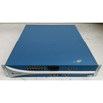 Paloalto Networks (PA-5020) Enterprise Firewall Appliance