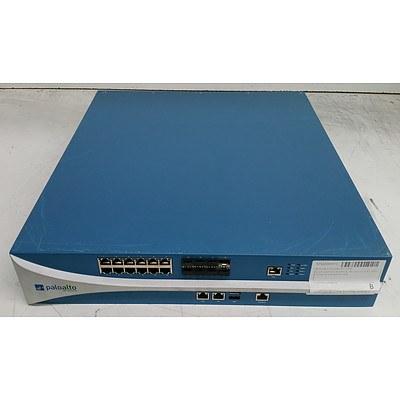 Paloalto Networks (PA-5020) Enterprise Firewall Appliance