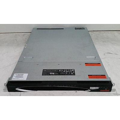 Riverbed Steelhead (CXA-01555-B020) CX 1555 Series WAN Optimization Appliance