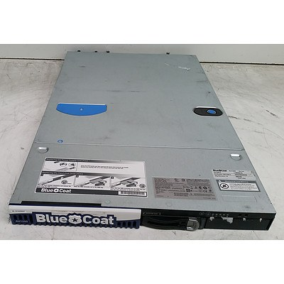 Blue Coat (090-02910) AV1200 Network Security Appliance