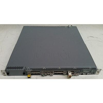 Juniper Networks (EX4550-32F-AFO) EX4550 32-Port Fibre Channel Switch