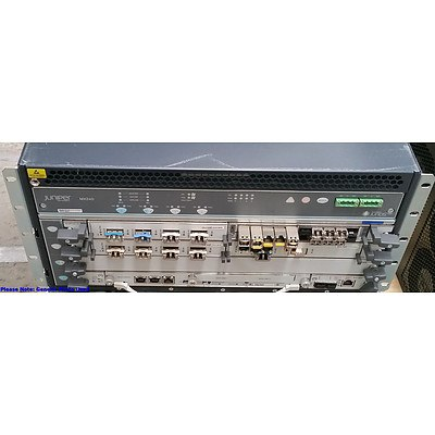 Juniper Networks (MX240) MX240 Networking Gigabit Router Chassis