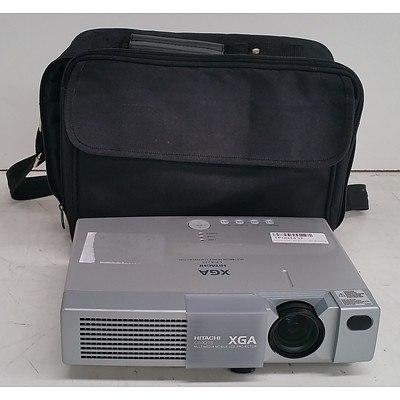 Hitachi (CP-X275WAT) XGA 3LCD Projector