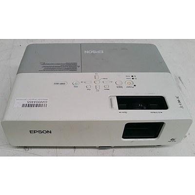 Epson EMP-822H XGA 3LCD Projector