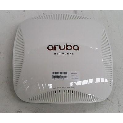 Dell Aruba Networks (IAP-225-RW) AP-225 Wireless Access Points - Lot of Four