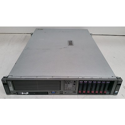 HP ProLiant DL380 G5 Dual-Core Xeon (5150) 2.66GHz 2 RU Server